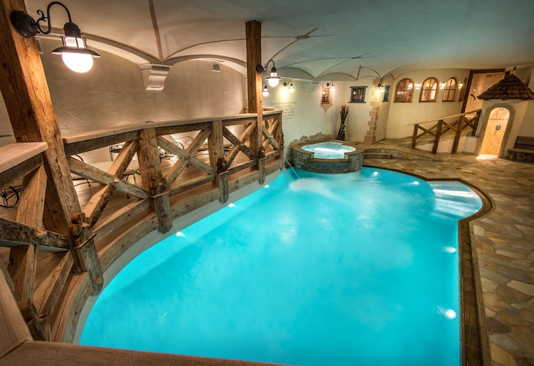 Hotel Gran Ciasa , Corvara in Badia, Indoor Pool