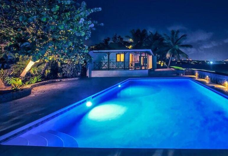 Villa Blue Beach, Les Terres Basses, Pool