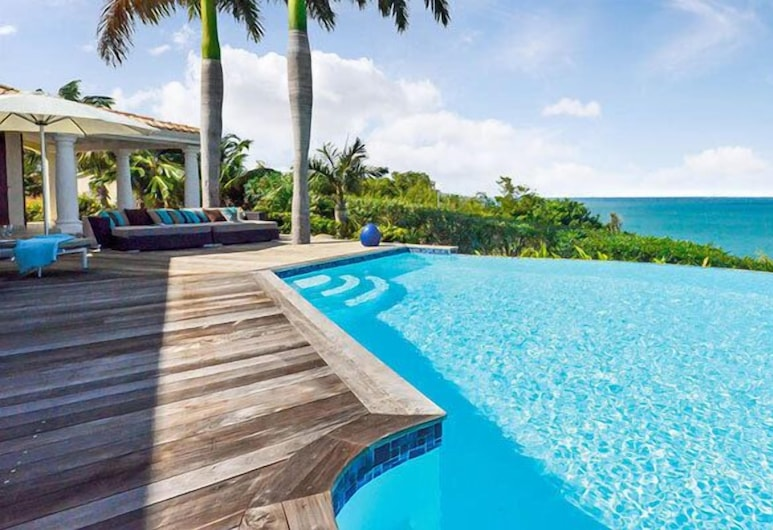 Villa Happy Bay, Grand Case, Pool
