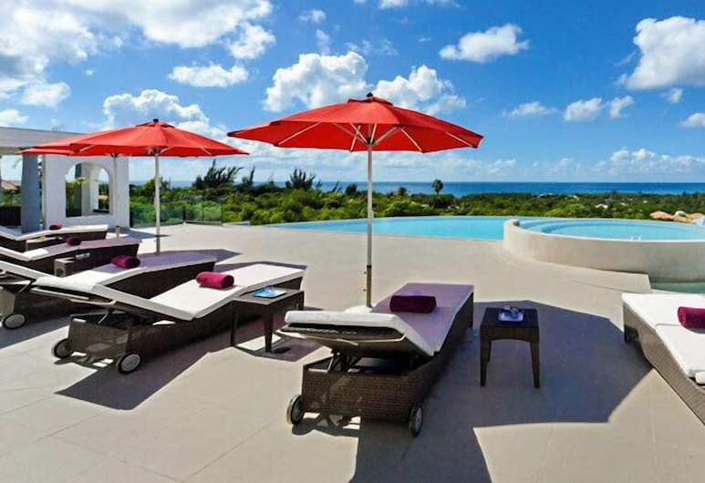 Villa Just In Paradise, Les Terres Basses, Outdoor Pool