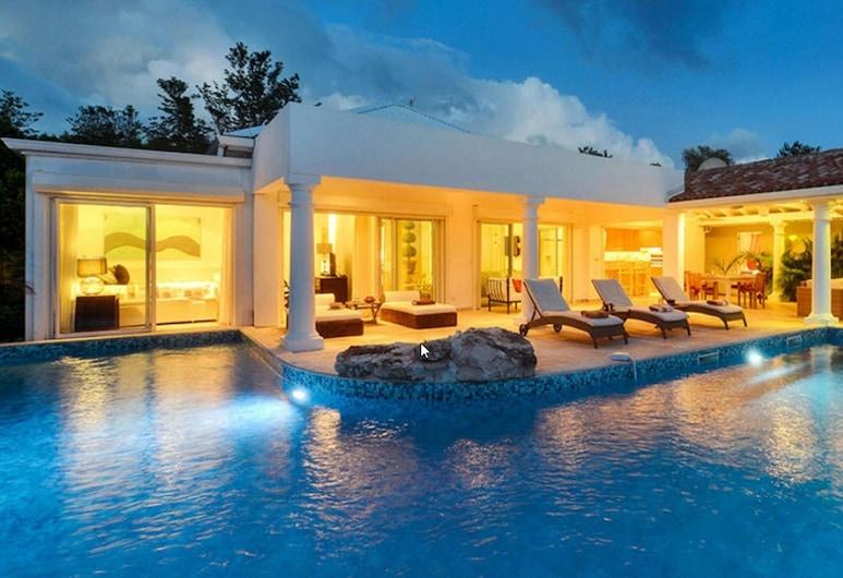 Villa Lune De Miel, Les Terres Basses, Pool
