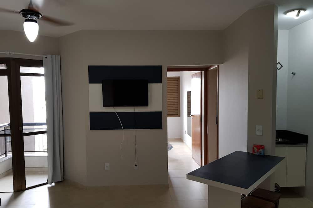 Căn hộ cơ bản, Nhiều giường (219) - Khu phòng khách