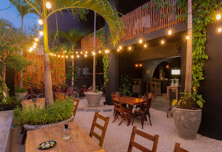 Aroma Tulum by G Hotels, טולום, מרפסת/פטיו