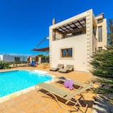 Vila, 3 kamar tidur, kolam renang pribadi, pemandangan laut - Kolam renang pribadi