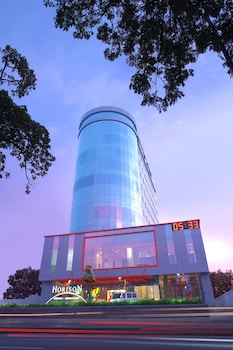 A(z) Hotel Horison Nindya Semarang hotel fényképe itt: Semarang