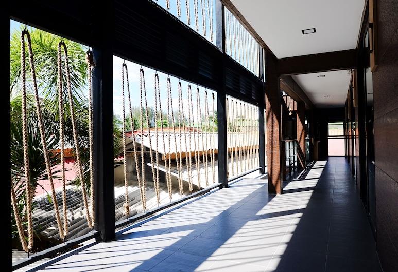 Seventh Boutique Hotel, Satun, Terrazza/Patio