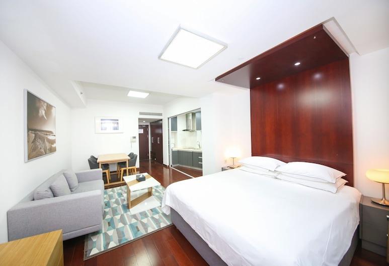 上海源淶國際服務公寓, 上海市, 高級商務房, 客房