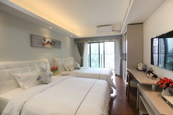 Fotografia do Rasdantun Hotel Apartment em Guangzhou
