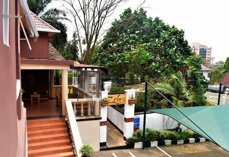 Zebra Boutique Hotel , Kigali, Terrace/Patio