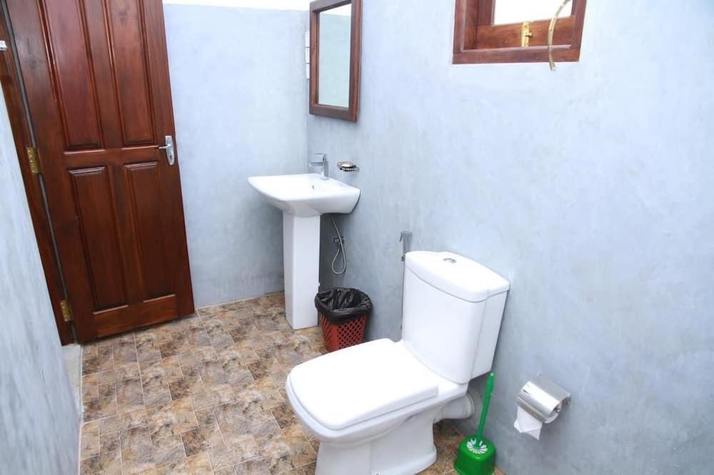 Сімейний номер, для курців, з видом на лагуну - Ванна кімната