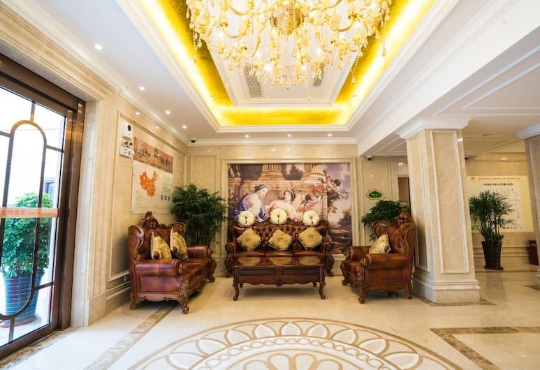 維也納酒店 (徐家匯宜山路地鐵站店), 上海市, 大堂閒坐區