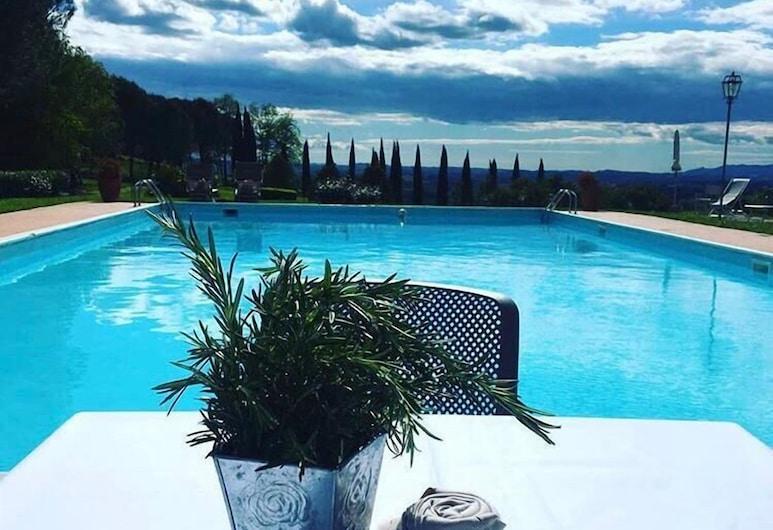 Villa Panconesi, Montespertoli