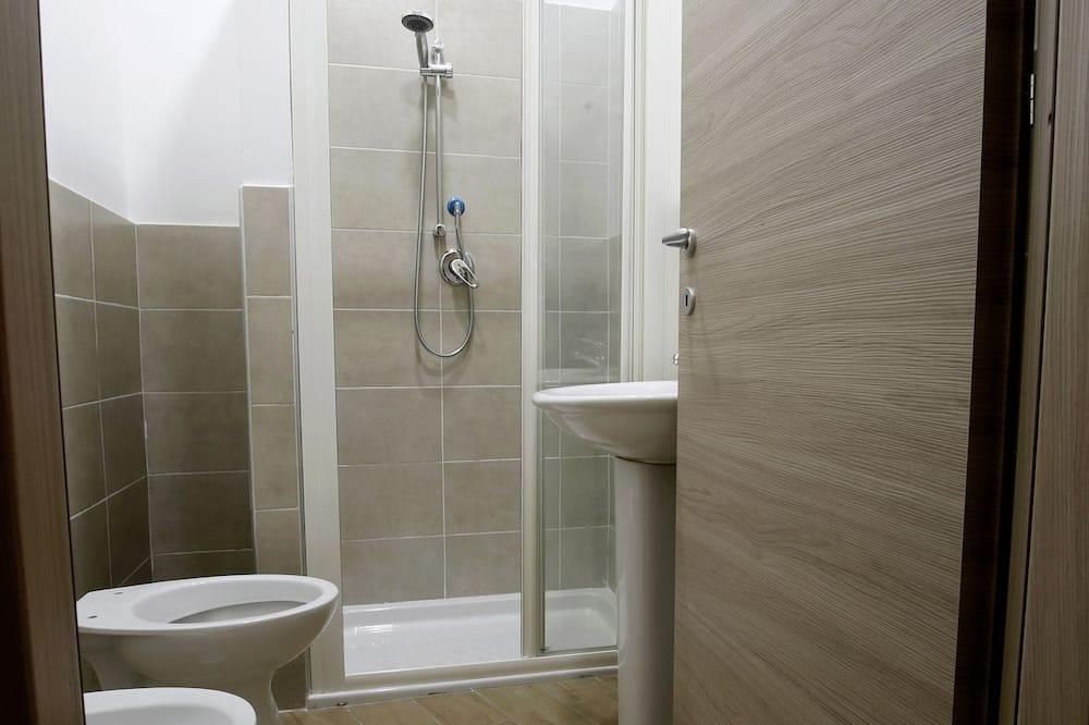 Δίκλινο Δωμάτιο (Double), Ιδιωτικό Μπάνιο (Gesu Nuovo) - Μπάνιο