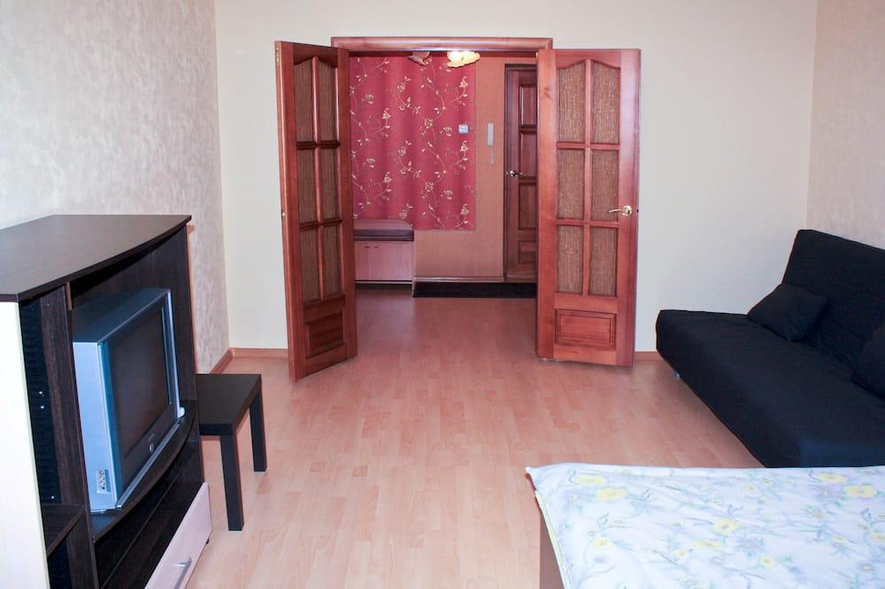 Appartement, 1 chambre, vue ville - Chambre