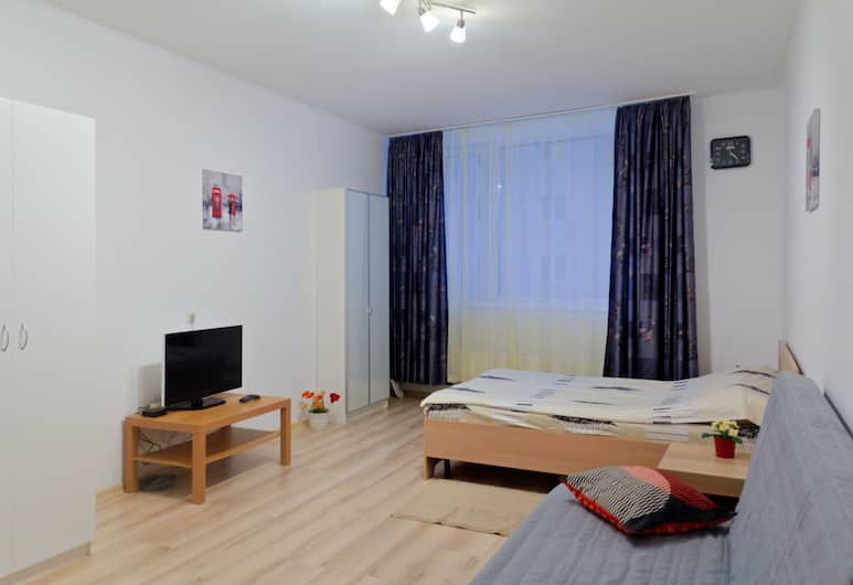 Apartments ALLiS-HALL on Stepana Razina 2, Jekaterinburg
