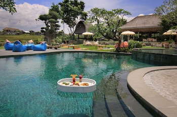 Foto del Taulan Villa and Restaurant en Kerobokan