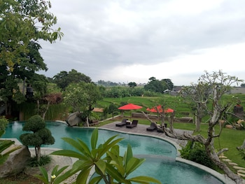 A(z) Taulan Villa and Restaurant hotel fényképe itt: Kerobokan