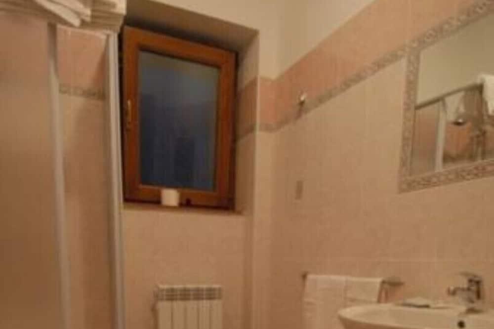 Habitación con 1 cama doble o 2 individuales, no fumadores - Cuarto de baño