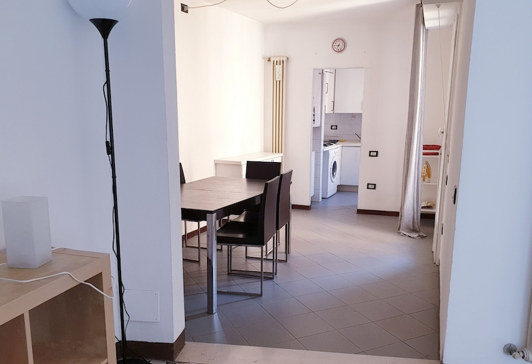 Bed&Breakfast San Vitale 47, Bologna, Classic - kolmen hengen huone, Tupakointi kielletty, Jaettu keittiö