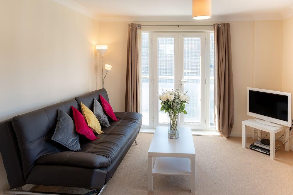 Apartament typu Classic, 2 sypialnie, dla niepalących, 2 łazienki - Salon