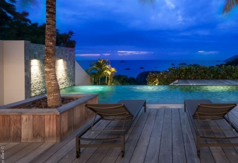 Villa Jocapana, St. Barthelemy, Hồ bơi