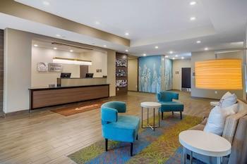 紐南纽南亞特蘭大南主流套房飯店的相片