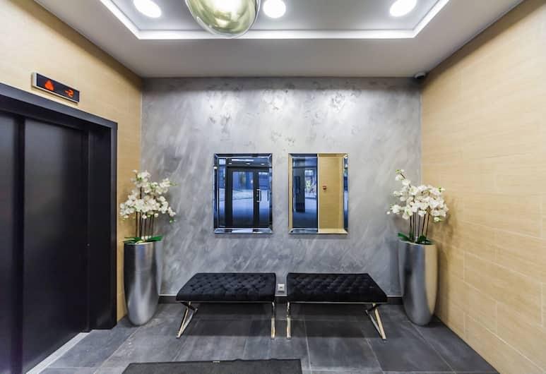Karlson Lux Apart Hotel, Tallinn, Interior Entrance