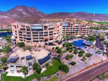 La Paz — zdjęcie hotelu Puerta Cortes Residence Vistamar