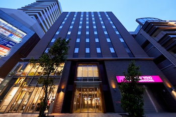 神戶新長田車站科比永安國際飯店的相片