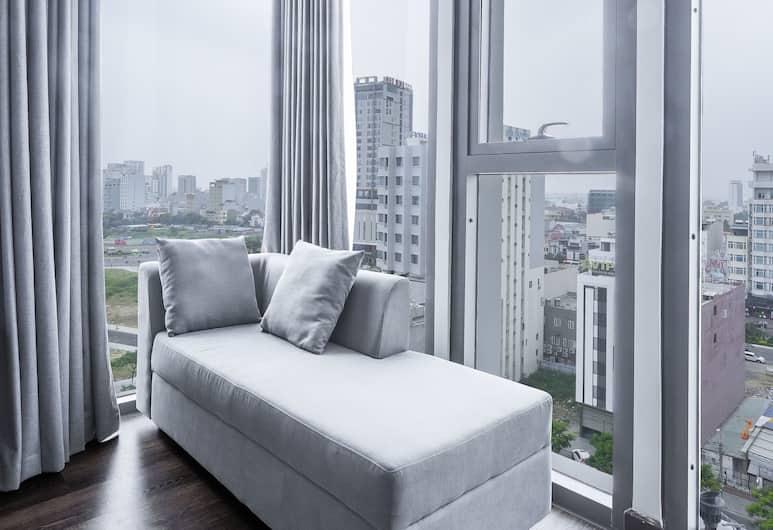 艾維蘭飯店, 峴港, 豪華雙人房, 城市景觀, 客房