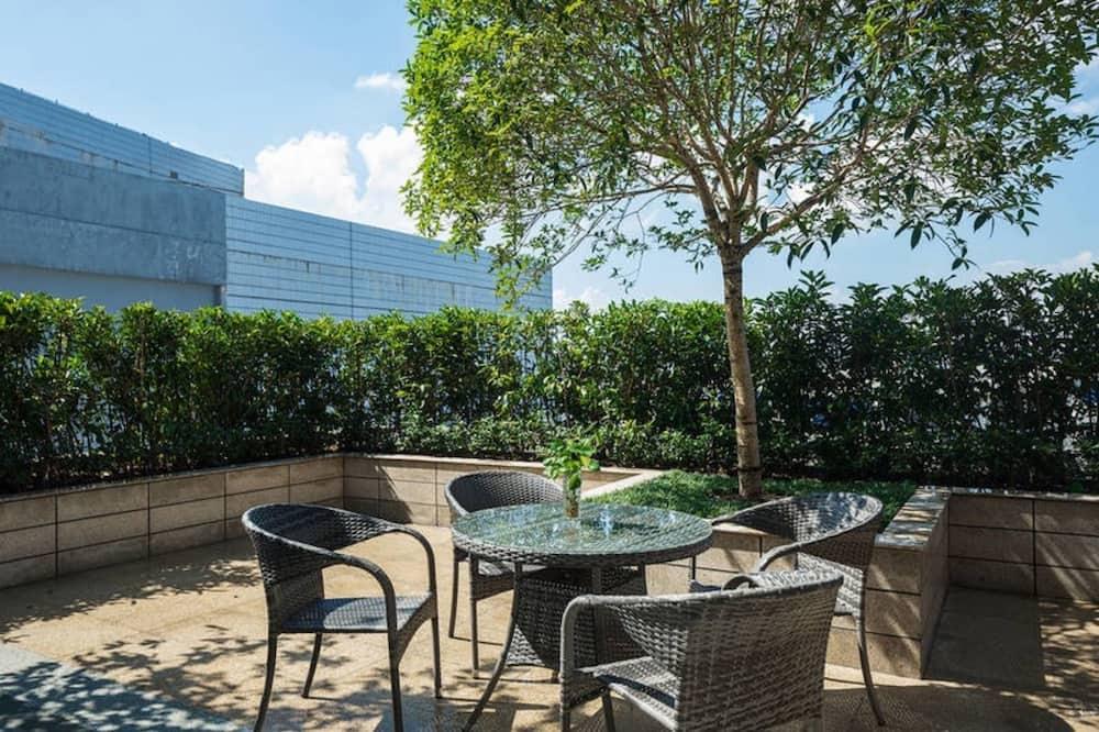 Design Δίκλινο Δωμάτιο (Double), Μπαλκόνι, Θέα στον Κήπο - Μπαλκόνι