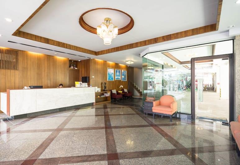 Nice Hotel Ratchada, Bangkok, Lobby