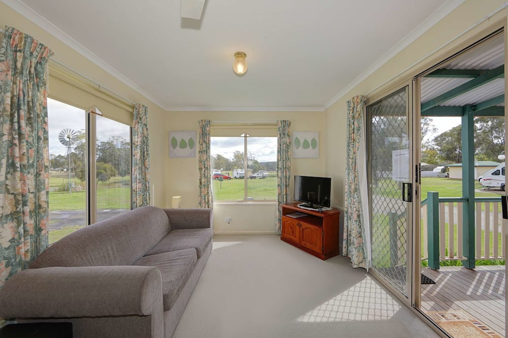 Family Bungalow, 2 Bedrooms - Living Area
