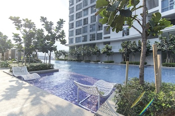 Picture of OYO 470 Home 1BR Robertson Bukit Bintang Pool with KL Tower View in Kuala Lumpur