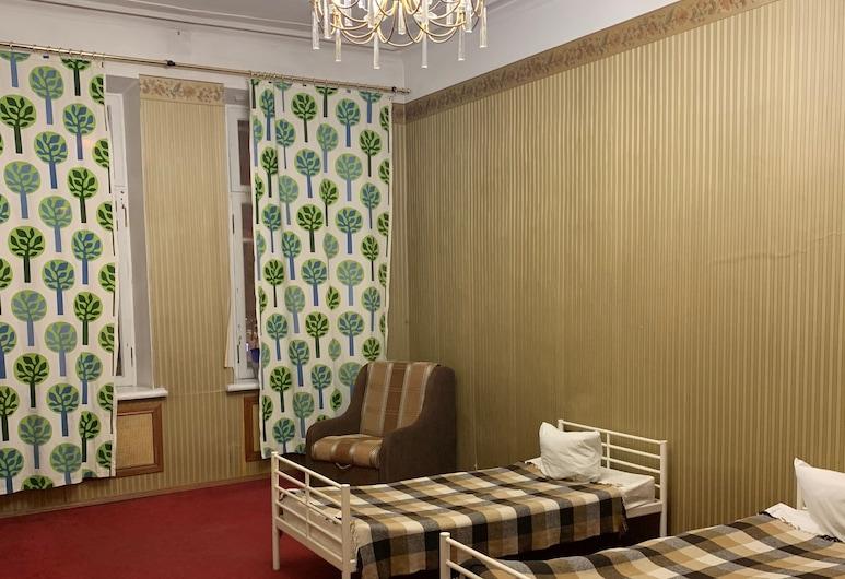 Kvartira N3, Maskva, Kambarys, Svečių kambarys