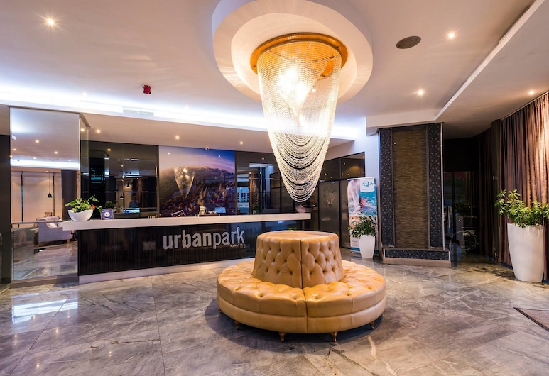 Urban Park Express by Misty Blue Hotels, Umhlanga, Reception
