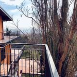 Apartament, 3 sypialnie, widok na ogród - Balkon