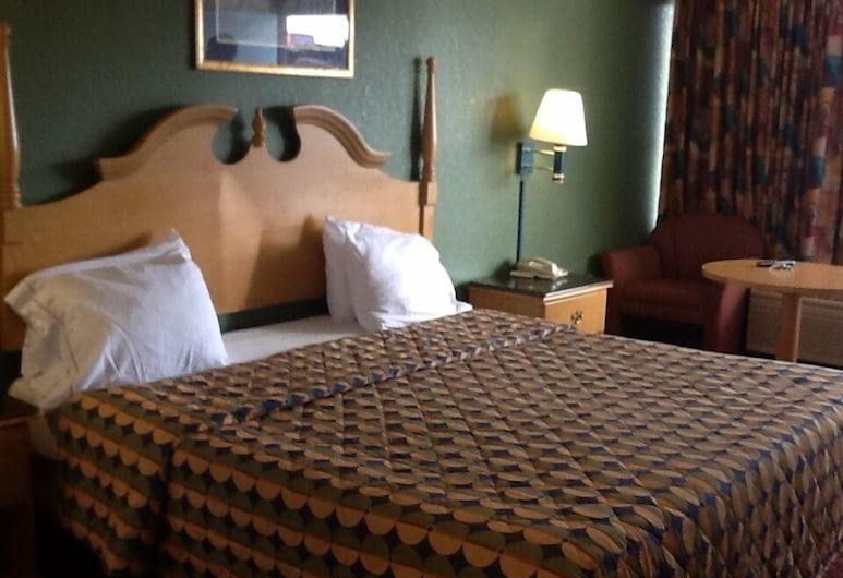 New Eastern Inn, Ельктон, Номер «Делюкс», 1 ліжко «кінг-сайз», для некурців, Номер