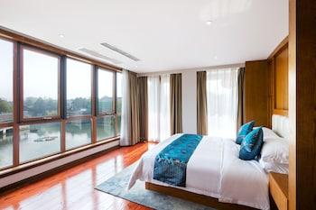 Foto di Floral Hotel Deqing Yingxi Riverside a Huzhou