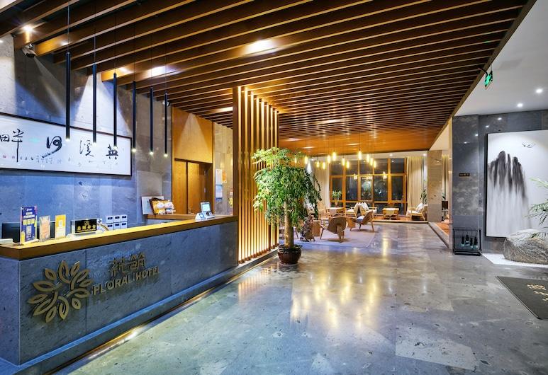 Floral Hotel Deqing Yingxi Riverside, Huzhou, Fuajee
