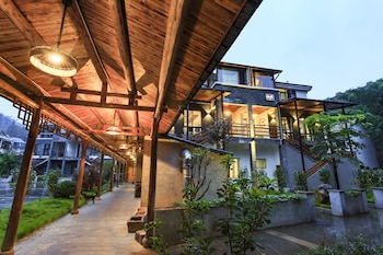 Picture of Floral Hotel Nashan Nashe in Huzhou