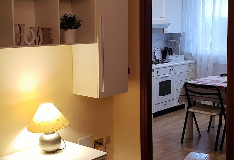 Attico 212, Bologna, Appartamento, 2 camere da letto, Area soggiorno