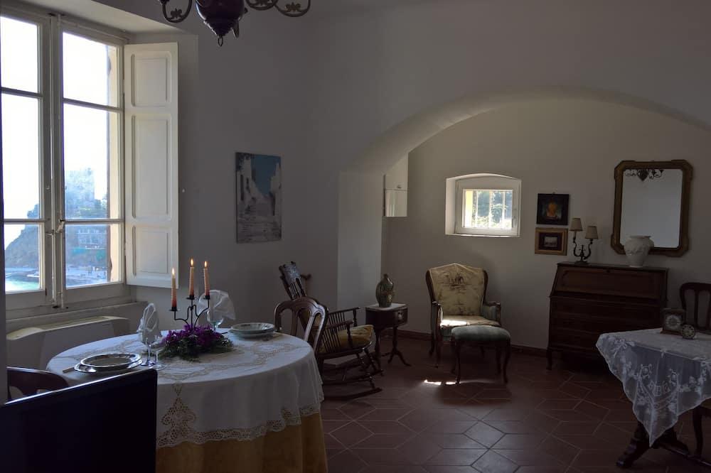 Villa, 3Schlafzimmer, Nichtraucher - Wohnzimmer