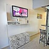 Apartment, Mehrere Betten, Nichtraucher - Wohnzimmer