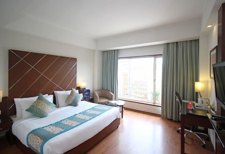 Edition O 30043 Yellow White Residency, Gurugram, Tek Büyük veya İki Ayrı Yataklı Oda, Oda