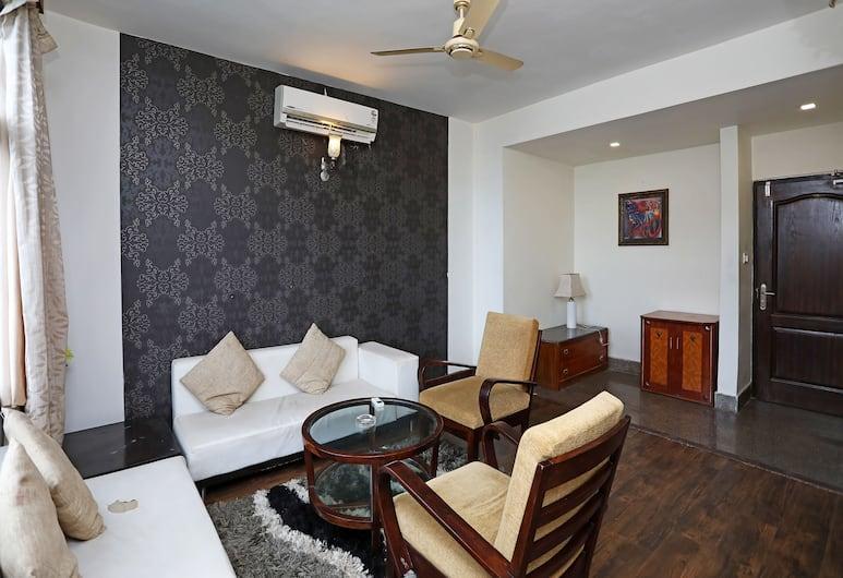 OYO 1463 Surya Beach Inn, Puri, Pokój dwuosobowy z 1 lub 2 łóżkami, Pokój