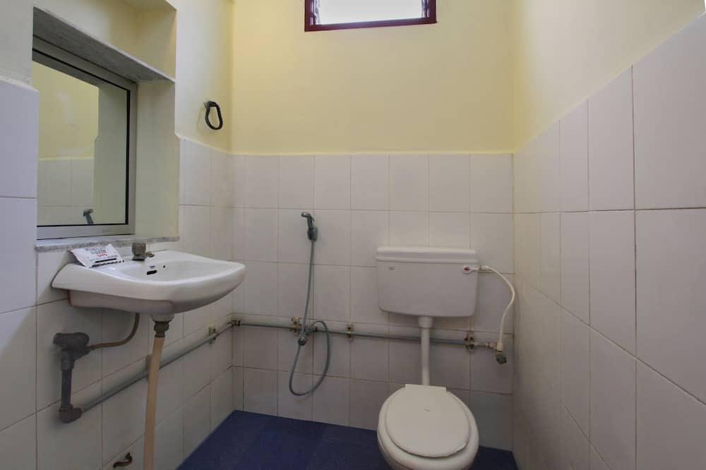 Habitación con 1 cama doble o 2 individuales - Baño