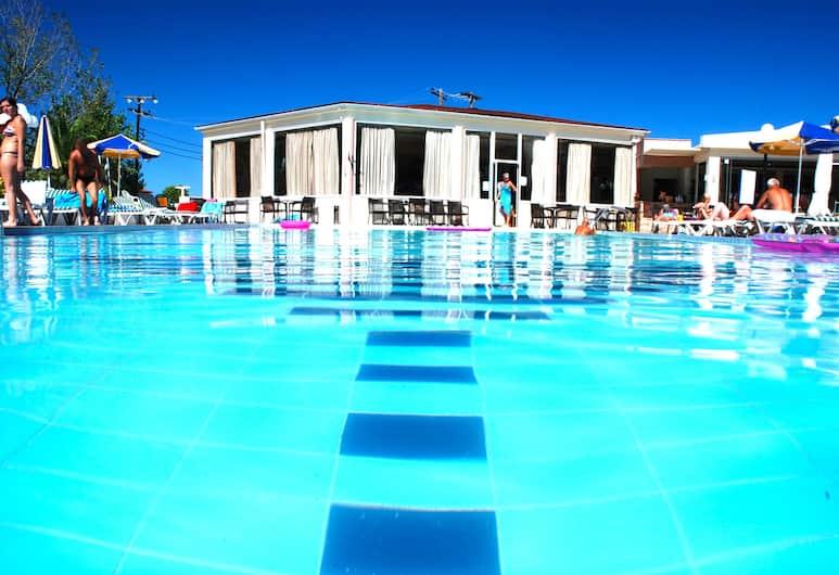 Admiral Hotel – All Inclusive, Ζάκυνθος, Εξωτερική πισίνα