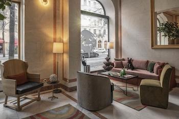 Sztokholm — zdjęcie hotelu The Sparrow Hotel