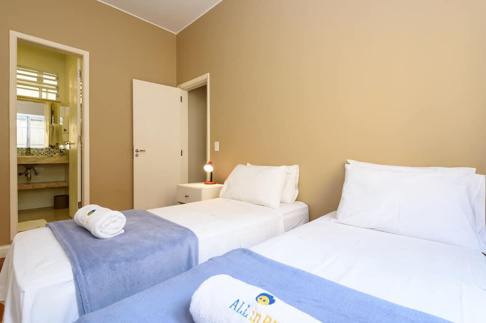 Classic apartman, több ágy, nemdohányzó - Szoba
